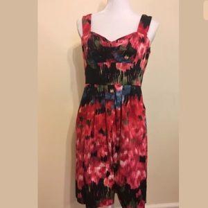 Donna Ricco Sheath Dress  10p pink cocktail
